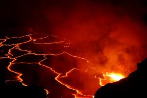 Kilauea volcano is still active on the Island of Hawaii, and NASA-led scientists are studying the effects and hazards.