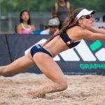 Watch world class pros compete on the beach at AVP Beach Volleyball tournaments - Live & Free On2In2™