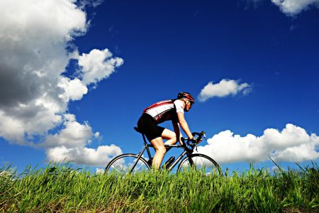 Watch bicycle mountain marathon competition live