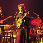 Bob Dylan goes electric in 1965 and makes rock and roll history