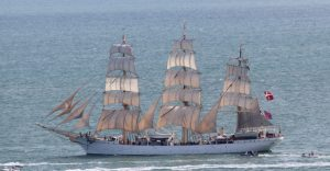 Experience historical sailing of a Tall Ship at racing events, festivals, tours and adventure sails