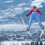 Starting off the Olympic season is the US Nordic Nordic Large Hill Ski Jumping Championships