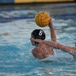 Watch live action water polo competition matches