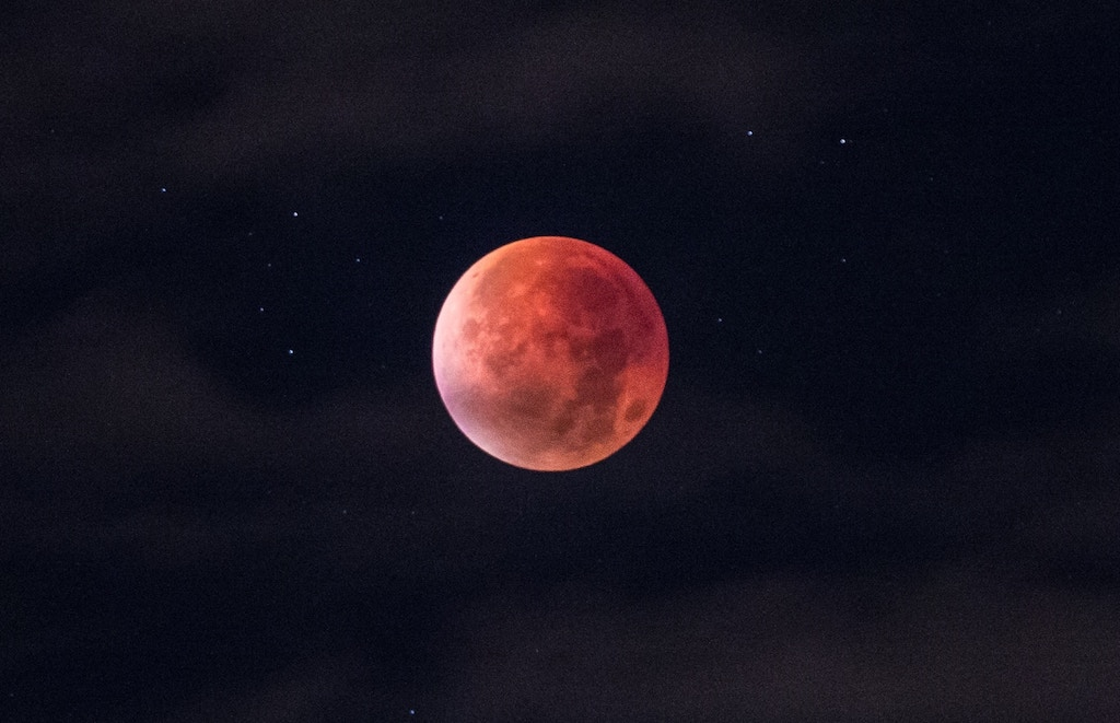 Watch a live stream broadcast of the January 31, 2018 Super Blue Blood Moon via On2In2™
