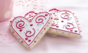 Decorate Valentine Day cookies with these helpful tips