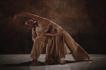 The Ceyda Tanc Dance Company performs KAYA at the Brighton Festival, and a live stream broadcast is free-to-watch On2In2™