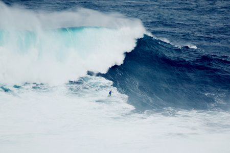 The Big Wave Tour is big and dangerous, and scaring just watching these amazing athletes take such risks.