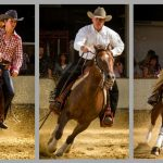 Watch On2In2™ LIVE & FREE as riders guide their horses through precise patterns of circles, spins, and stops at the 2018 WRHA Classic reining competition